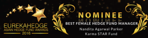 Nandita Parker nominated as 2016 Best Female Hedge Fund Manager